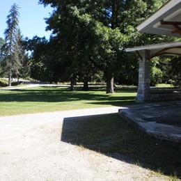 Railroad Station Park