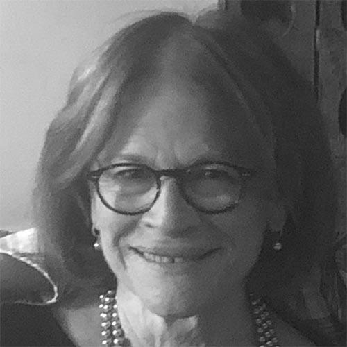 Susan Bubenas, Treasurer